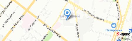 Мебельный сервис на карте Челябинска