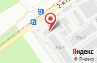 Схема проезда до компании Теплоприбор-Юнит в Челябинске