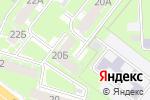 Схема проезда до компании Уральская фармацевтическая компания в Челябинске