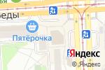 Схема проезда до компании Ломбард-Союз Ч в Челябинске