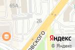 Схема проезда до компании Русский фейерверк в Челябинске