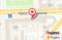 Схема проезда до компании Школа тхэквондо в Васильево