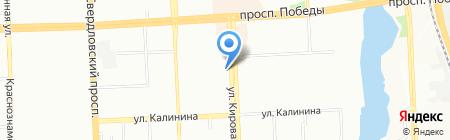 Риэл-МАХ на карте Челябинска