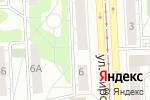Схема проезда до компании СБТ в Челябинске