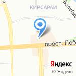 Оконная механика на карте Челябинска