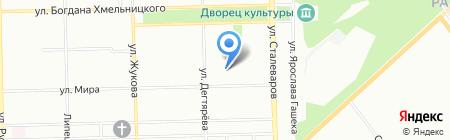 ЧЕЛЛЕНДЖ ГРУПП на карте Челябинска