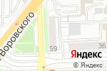 Схема проезда до компании Ласточка в Челябинске