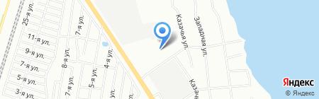 Деревянкин Строй+ на карте Челябинска