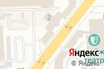 Схема проезда до компании Архитектурно-планировочный центр, МУП в Челябинске