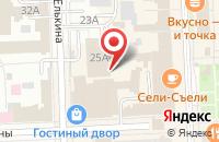 Схема проезда до компании Рекламная Компания Посткард в Челябинске