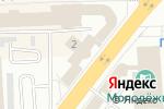 Схема проезда до компании Южно-Уральский отдел инспекции по надзору за ядерной и радиационной безопасностью в Челябинске