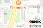Схема проезда до компании Российский союз молодежи в Челябинске