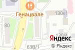 Схема проезда до компании ЗиМ в Челябинске