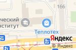 Схема проезда до компании Уголок детства в Челябинске
