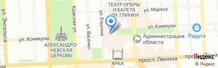 AlfaLaVista на карте Челябинска