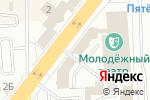 Схема проезда до компании IRobot в Челябинске