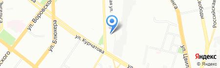 Южно-Уральский центр экспертизы промышленной безопасности на карте Челябинска
