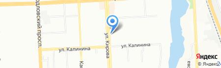 Коктейль на карте Челябинска