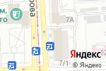 Схема проезда до компании Царские сладости в Челябинске