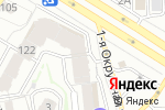 Схема проезда до компании СИМВОЛ в Челябинске