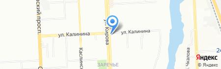 BetCity на карте Челябинска