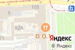 Схема проезда до компании КнижникЪ в Челябинске