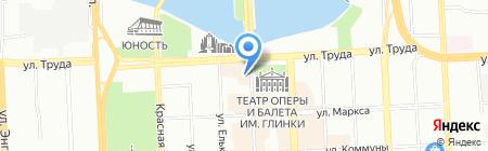 Baccara на карте Челябинска