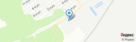 УралТехТрейд на карте Челябинска