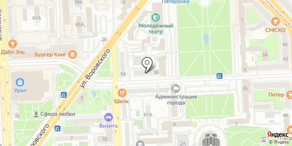 Комитет по управлению имуществом и земельным отношениям г. Челябинска. Схема проезда в Челябинске