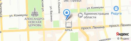 SEOkomanda на карте Челябинска