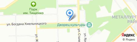Оконный сервис на карте Челябинска