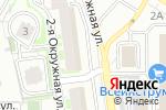 Схема проезда до компании Ресурс Плюс в Челябинске