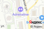Схема проезда до компании Ganesha в Челябинске