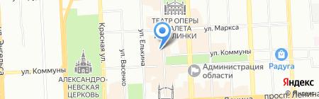 Отдел приватизации жилищного фонда на карте Челябинска