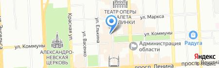 Ri mara на карте Челябинска