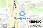 Схема проезда до компании РосЭкоАудит в Челябинске