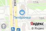 Схема проезда до компании Эвакуатор+ в Казанцево