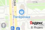 Схема проезда до компании NikolaGROUP в Челябинске