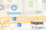 Схема проезда до компании Burger King в Челябинске