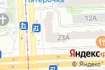 Схема проезда до компании STALЬNOE WЫMYA в Челябинске