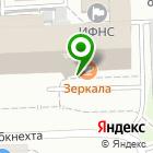 Местоположение компании ИнжстройпроектНО