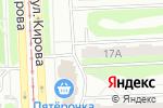 Схема проезда до компании ЗДОРОВОЕ ДЫХАНИЕ в Челябинске