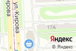 Схема проезда до компании Эстетик в Челябинске