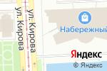 Схема проезда до компании НОРМА в Челябинске