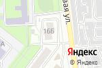 Схема проезда до компании Vera Studio в Челябинске