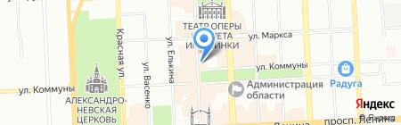 Pretty Betty на карте Челябинска