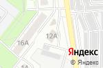 Схема проезда до компании Автотранспортная фирма в Челябинске