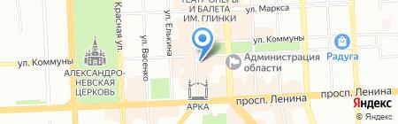 Ювелирный Дисконт на карте Челябинска