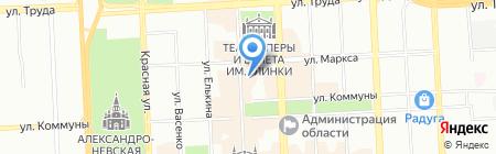 ТеплоСтрой на карте Челябинска