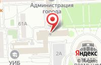 Схема проезда до компании Агт-Челябинск в Челябинске